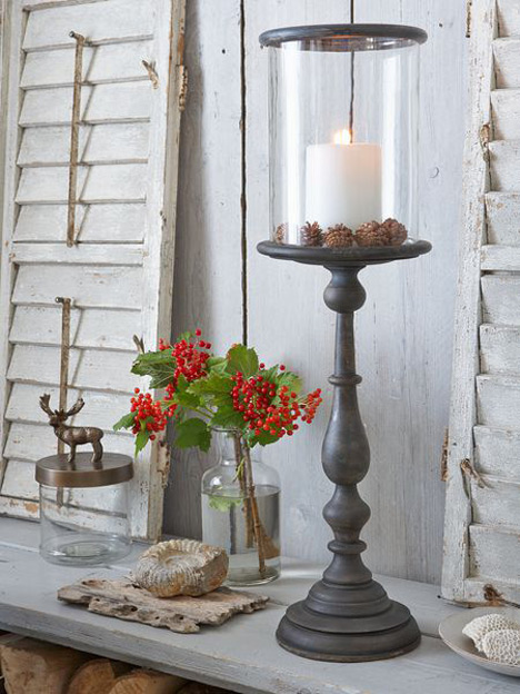 Old Fashioned Candle Stand