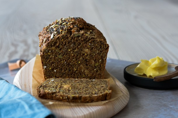 Swedish Seeded Limpa