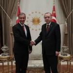 Turkish president met US-sanctioned Venezuela vice president Tareck El Aissami