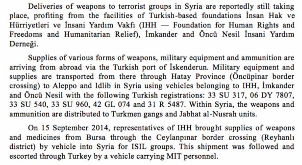 Turkish charity IHH, named by Russia as arms runner to jihadists, linked to killer of Russian envoy 24