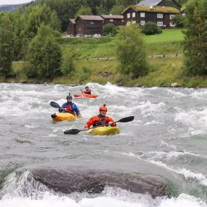 3 Day Guided River Kayaking (Voss Ekstremsportveko)