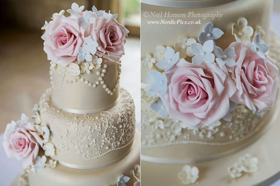 Vintage Wedding Cakes By The Pretty Cake Company