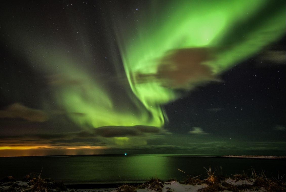 Can You See Northern Lights Lapland