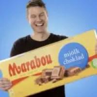 En megahälsning i chokladets tecken