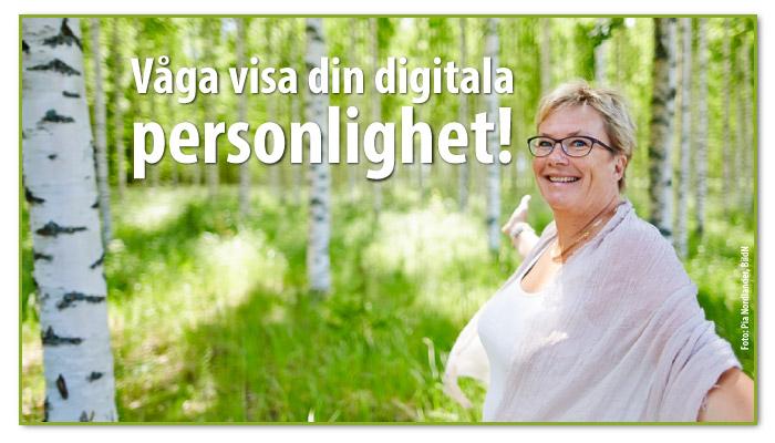 Ta fram din digitala personlighet