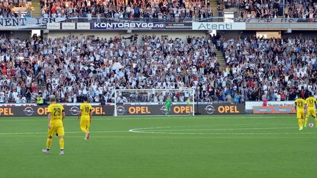 Les joueurs de Dortmund engagent après avoir encaissé un but d'Odd