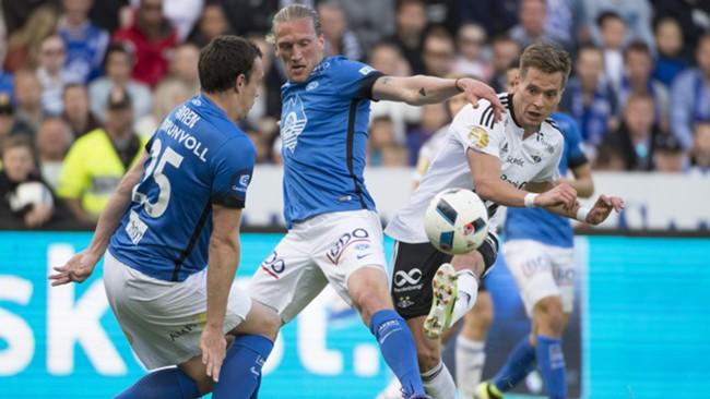Le choc entre Molde et Rosenborg a tenu toutes ses promesses