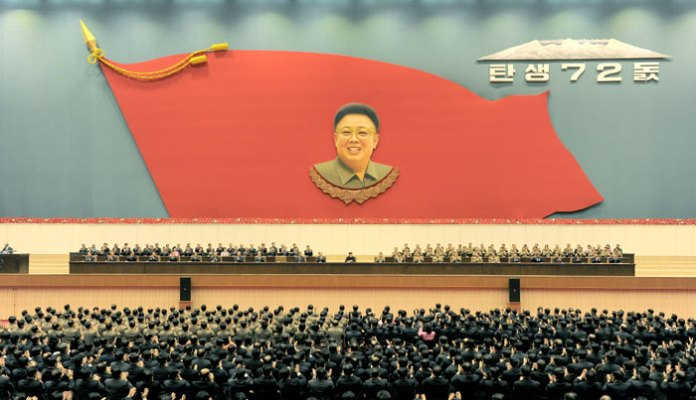 KJI 72th Birthday Anniversary 2014 02 16 03 01 - Kim Jong Un dan Ambisi Rudal Balistik Nuklir Antar-Benua