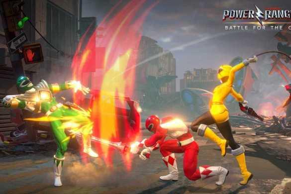 Power Rangers: Battle for the Grid   Announcement Teaser
