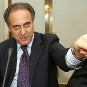 Il segretario dell'Udc Lorenzo Cesa