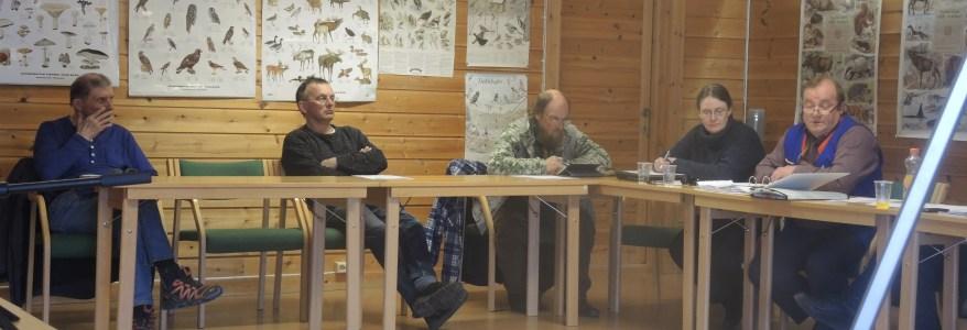 Bilder fra årsmøtet lørdag 10. mai 2014 i Stabbursnes i Porsanger