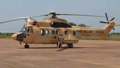 Mali, scandale, helicoptère, 40 milliards,