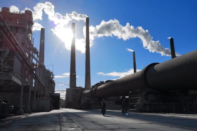 Aalborg Portland overgår udlandet i CO2 udledning pr. ton produceret cement
