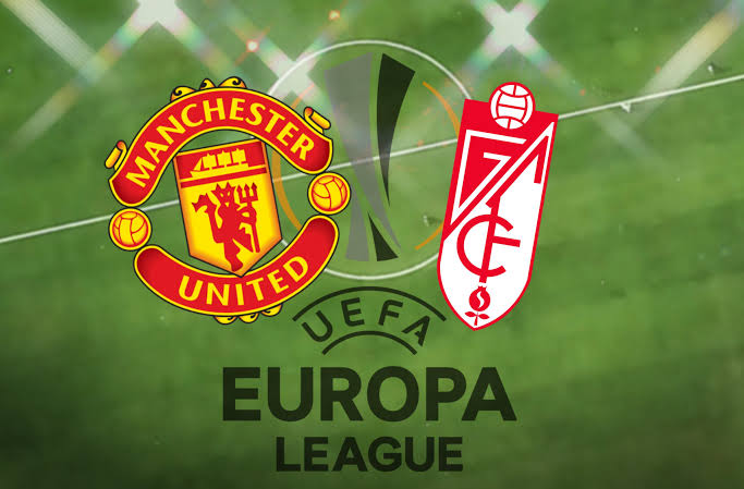Man united vs Granada Europa League