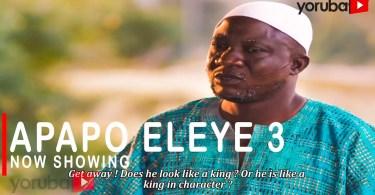 Apapo Eleye 3 Latest Yoruba Movie 2020 Drama