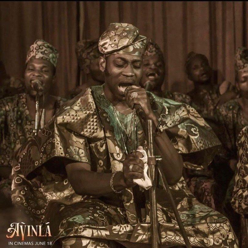 DOWNLOAD: Ayinla – Latest Yoruba Nollywood Movie 2021