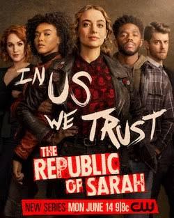 Tv Series: The Republic of Sarah Season 1 Episode 1 – 6