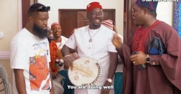 Mr Macaroni ft Obi Cubana, Don Jazzy & Poco Lee – Money Visit