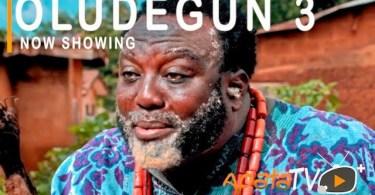 Oludegun 3 Latest Yoruba Movie 2021 Drama