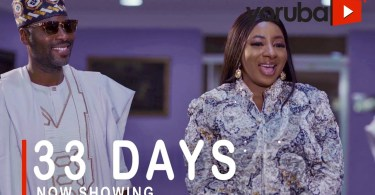 33 Days Latest Yoruba Movie 2021 Drama