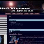 Phil Vincent Bands