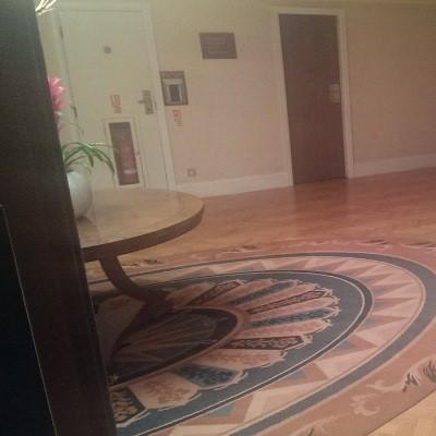 solid wooden floor sanding