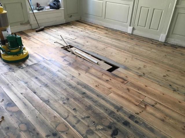 Norfolk floor sanding