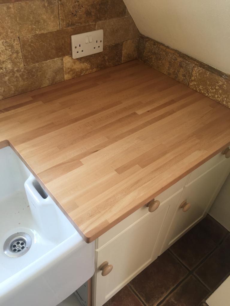kitchen worktop repair
