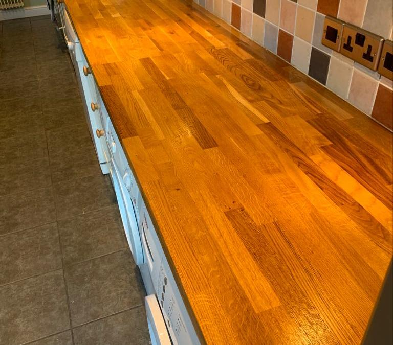 Loddon kitchen worktop repair