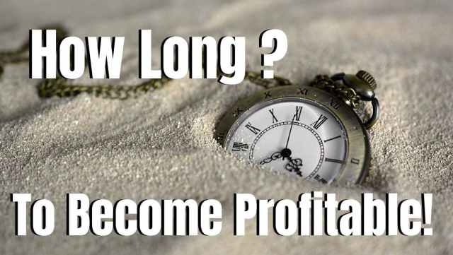 How long does it take to become a profitable Forex trader