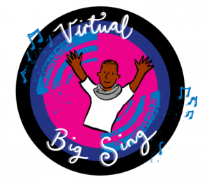 Virtual Big Sing logo