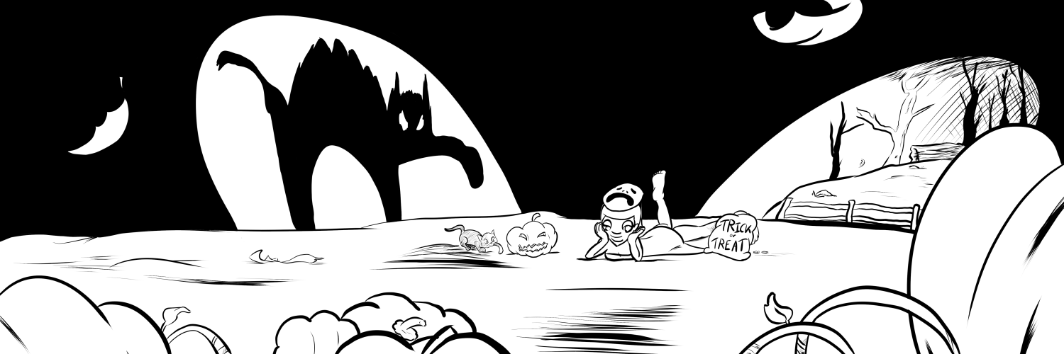 Daily Doodle - 10-30-14 Header
