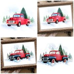 Vintage Red Truck Svg Files Printables Norine S Nest