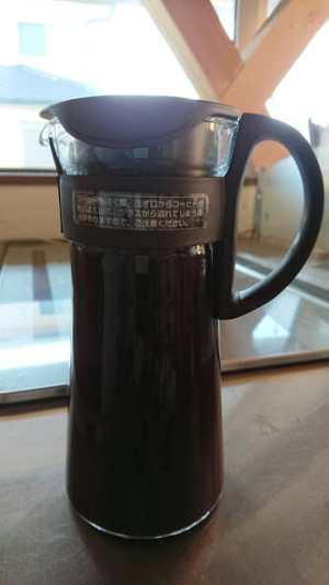水出しコーヒーの作り方ー2水を注ぐ