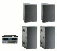 Evo Small Lautsprecher Set