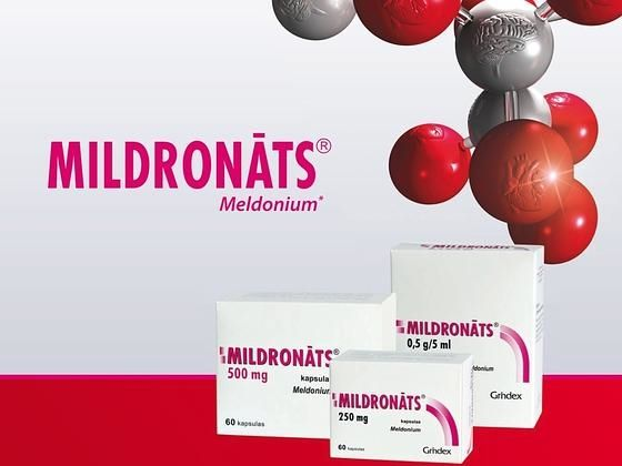 mildronatas