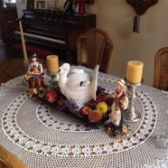 Thanksgiving Prayer by Marcie Bridges