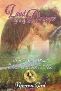 Land of My Dreams cover photo