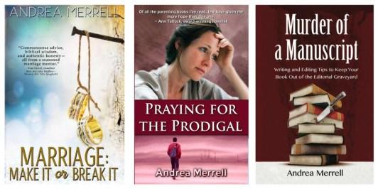 Andrea Merrell books
