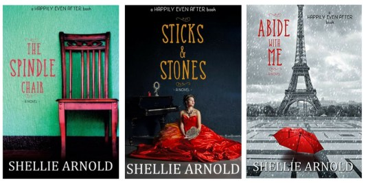 Shellie Arnold books