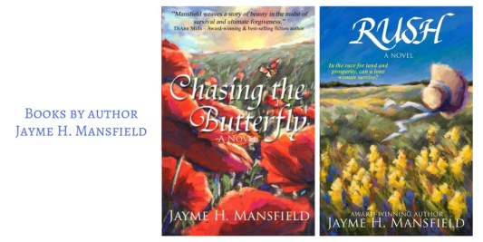 Books by Jayme Mansfield