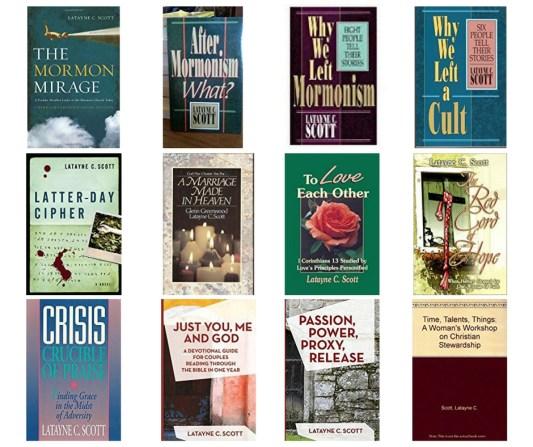 Books by Latayne Scott