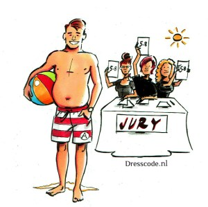 We geven Nederlandse vrouwen een 6,7 voor hun 'beachbody'