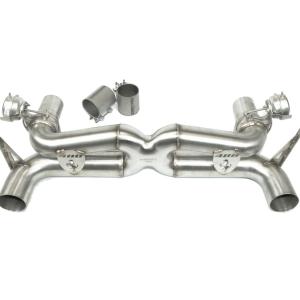 Ferrari 488 Pista Valvetronic Dual Tone Exhaust System