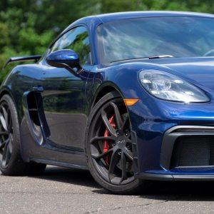 Porsche 718 GT4 / GTS / Spyder Sport Headers (2020+)