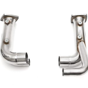 Porsche 991.2 Carrera Cat Bypass Pipes (for PSE) (2017-2019)