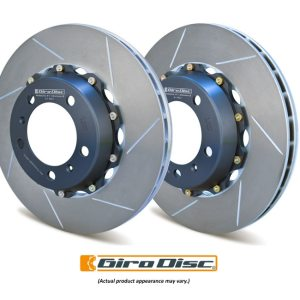Porsche 997 Carrera GiroDisc Upgraded Brake Rotors