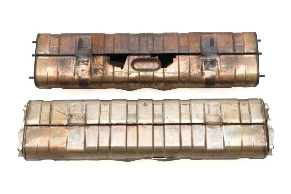 GT3 OEM Center Muffler Reinforcement (2010-2011)