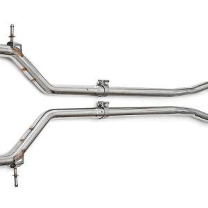 Porsche 970 Panamera V6 Resonator Bypass Pipe (2010-2016)