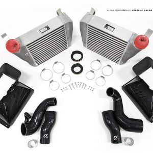 Porsche Macan Turbo / GTS / S AMS Alpha Performance Intercooler System